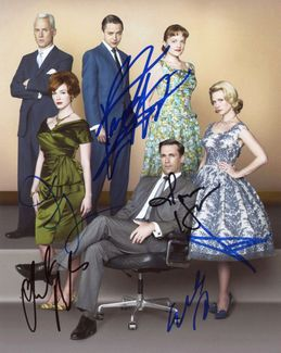 Mad Men Signed 8x10 Photo - Video Proof