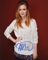 Madisen Beaty Signed 8x10 Photo