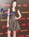 Madison Davenport Signed 8x10 Photo - Video Proof