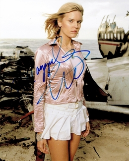 Maggie Grace Signed 8x10 Photo