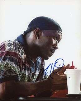 Mahershala Ali Signed 8x10 Photo - Video Proof