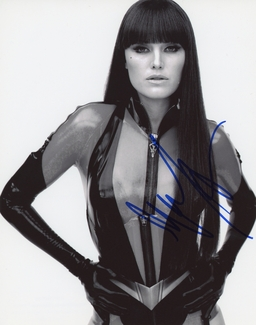 Malin Akerman Signed 8x10 Photo - Video Proof