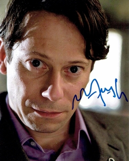 Mathieu Amalric Signed 8x10 Photo