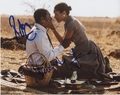 Idris Elba & Naomie Harris Signed 8x10 Photo - Video Proof