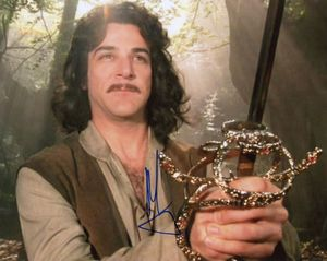 Mandy Patinkin Signed 8x10 Photo - Video Proof