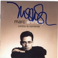Marc Anthony Signed CD Booklet