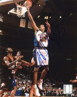 Marcus Camby Signed 8x10 Photo