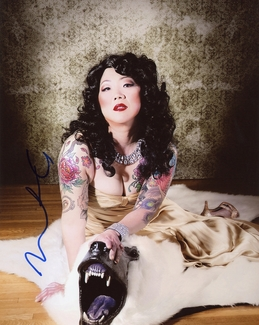 Margaret Cho Signed 8x10 Photo