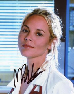 Maria Bello Signed 8x10 Photo - Video Proof