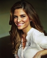 Maria Menounos Signed 8x10 Photo