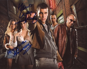 Mario Casas & Macarena Gomez Signed 8x10 Photo - Video Proof