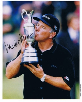 Mark O'Meara Signed 8x10 Photo