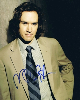 Mark Paul Gosselaar Signed 8x10 Photo - Video Proof
