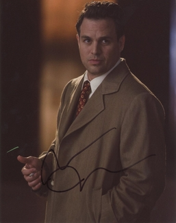 Mark Ruffalo Signed 8x10 Photo - Video Proof