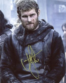 Mark Stanley Signed 8x10 Photo - Video Proof