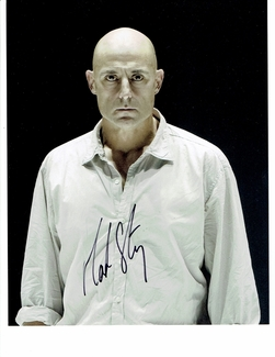 Mark Strong Signed 8x10 Photo