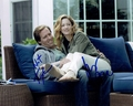Judy Greer & Nat Faxon Signed 8x10 Photo