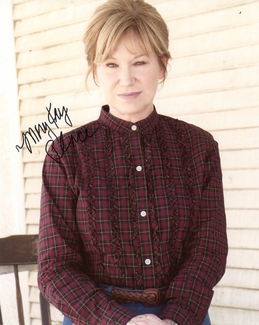 Mary Kay Place Signed 8x10 Photo - Video Proof