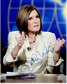 Mary Matalin Signed 8x10 Photo