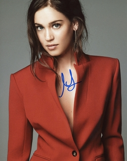 Matilda Lutz Signed 8x10 Photo