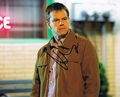 Matt Damon Signed 8x10 Photo