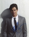 Matt Bomer Signed 8x10 Photo