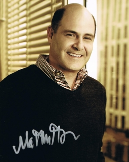 Matthew Weiner Signed 8x10 Photo - Video Proof