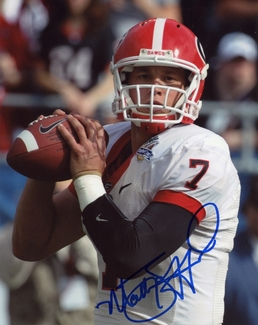 Matthew Stafford Signed 8x10 Photo - Video Proof