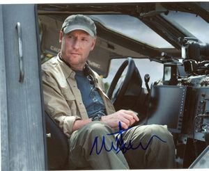 Matt Walsh Signed 8x10 Photo