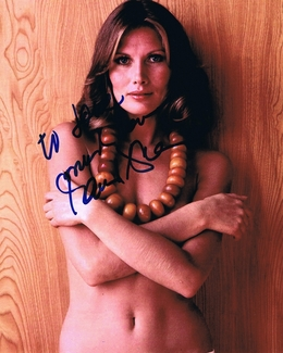 Maud Adams Signed 8x10 Photo - Video Proof