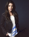 Marie Avgeropoulos Signed 8x10 Photo