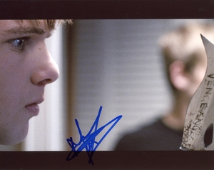 Max Thieriot Signed 8x10 Photo