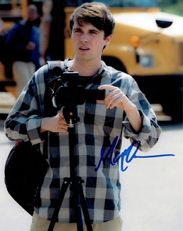 Max Deacon Signed 8x10 Photo