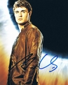 Max Irons Signed 8x10 Photo