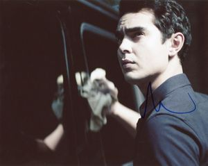 Max Minghella Signed 8x10 Photo