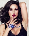 Monica Bellucci Signed 8x10 Photo