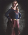 Melissa Benoist Signed 8x10 Photo - Video Proof
