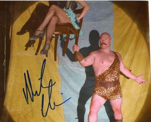 Michael Chiklis Signed 8x10 Photo