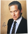Michael Douglas Signed 11x14 Photo