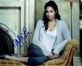 Meaghan Rath Signed 8x10 Photo - Video Proof