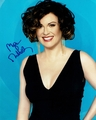 Megan Mullally Signed 8x10 Photo