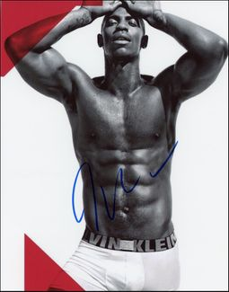 Mehcad Brooks Signed 8x10 Photo