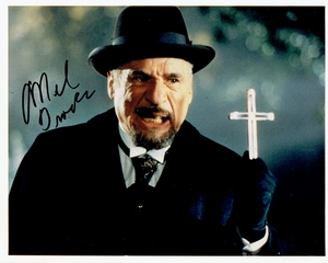 Mel Brooks Signed 8x10 Photo