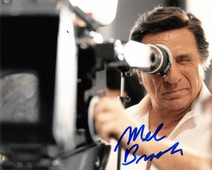 Mel Brooks Signed 8x10 Photo - Video Proof