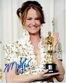 Melissa Leo Signed 8x10 Photo - Video Proof