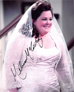 Melissa McCarthy Signed 8x10 Photo - Video Proof