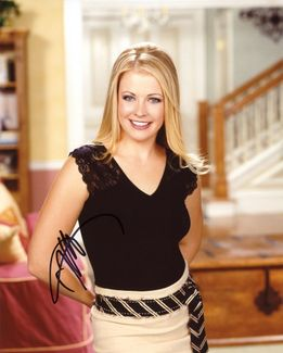 Melissa Joan Hart Signed 8x10 Photo