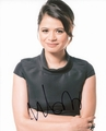 Melonie Diaz Signed 8x10 Photo