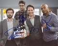 Men at Work Signed 8x10 Photo