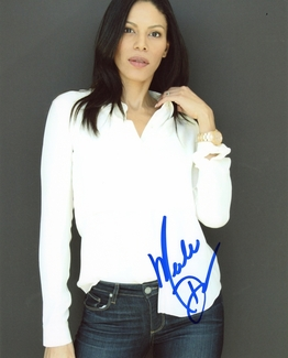 Merle Dandridge Signed 8x10 Photo